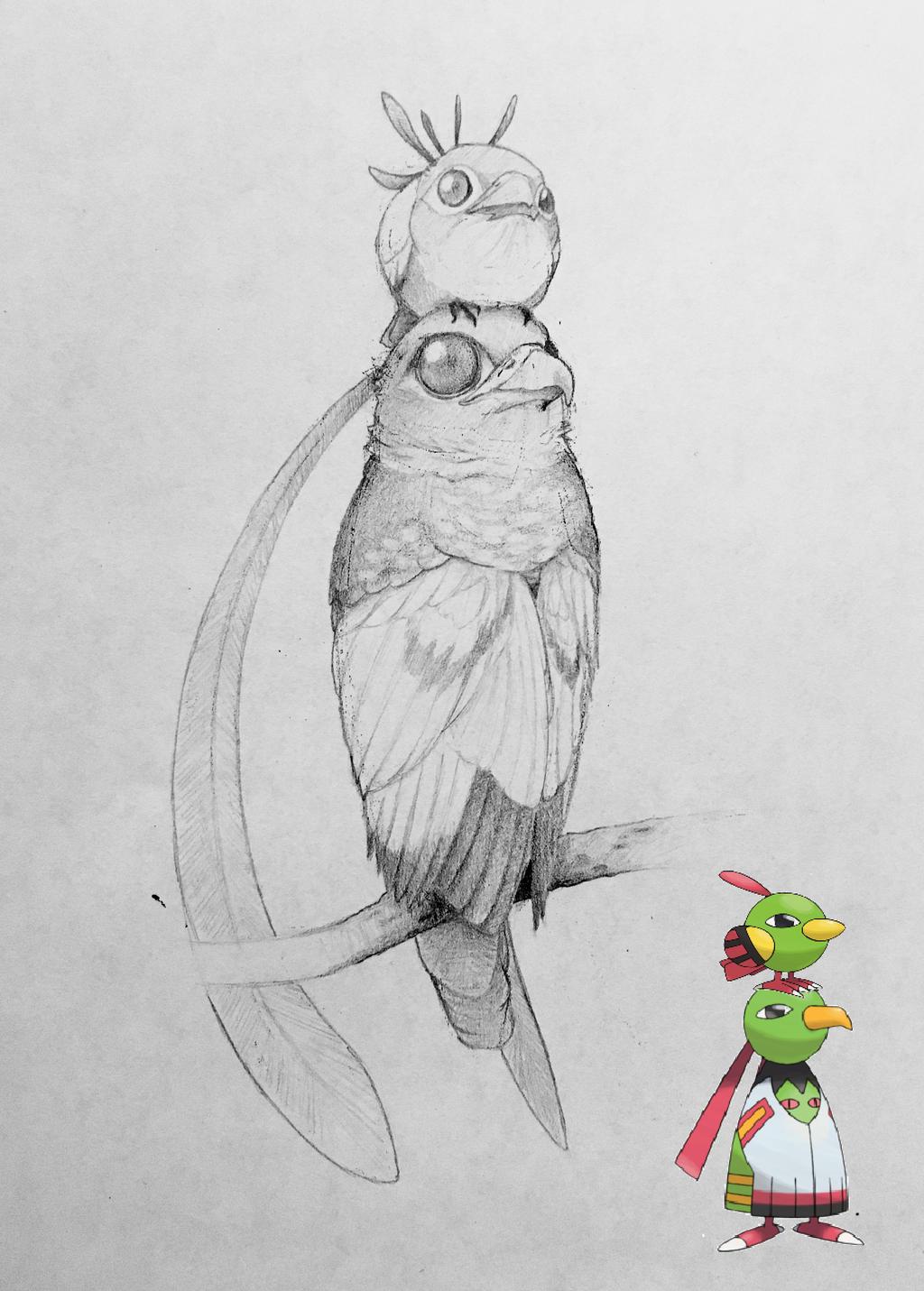 realistic pokemon by mrsillyhead on deviantart