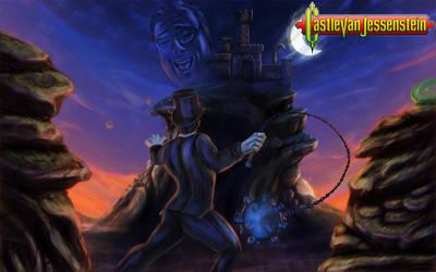 CastleVanJessenstein by PLehnard