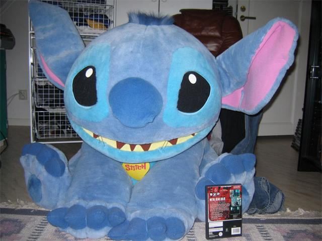 Flounder Stuffed Animal, Giant Stitch Plush By Gingastyle On Deviantart