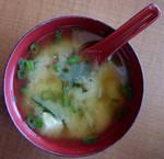 768 - miso soup