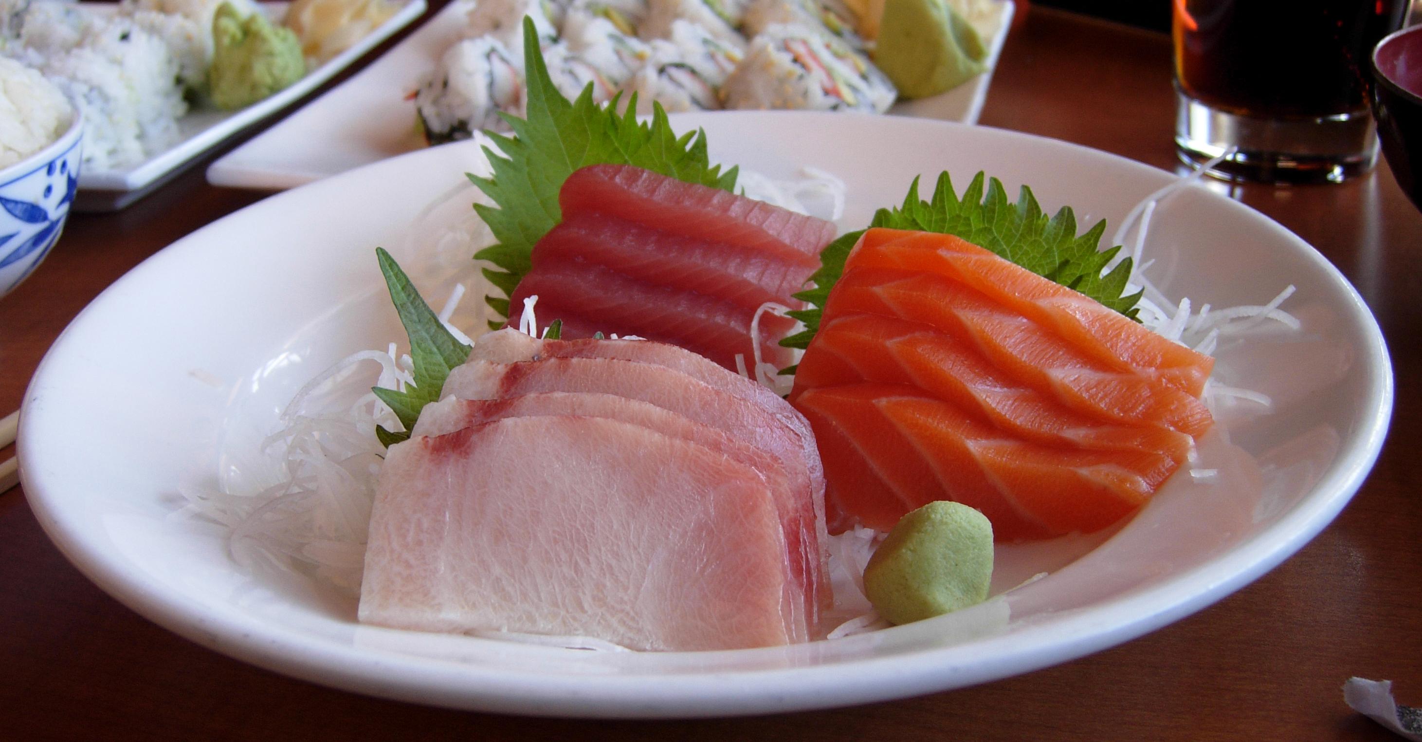 769 - sashimi by WolfC-Stock