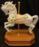 118 - music box horse