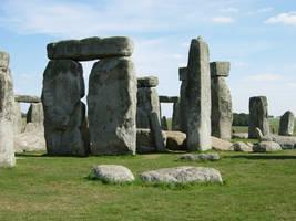 291 - Stonehenge by WolfC-Stock