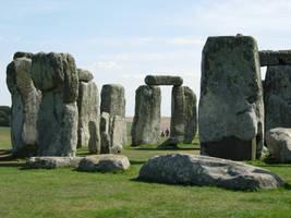 292 - Stonehenge by WolfC-Stock