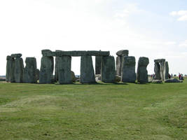 294 - Stonehenge by WolfC-Stock