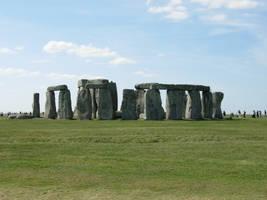 295 - Stonehenge by WolfC-Stock