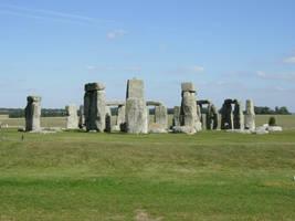 296 - Stonehenge by WolfC-Stock