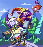 The Leaning Tower Of Yordles