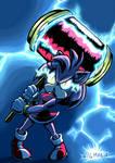 Amy, Goddess Of Thunder