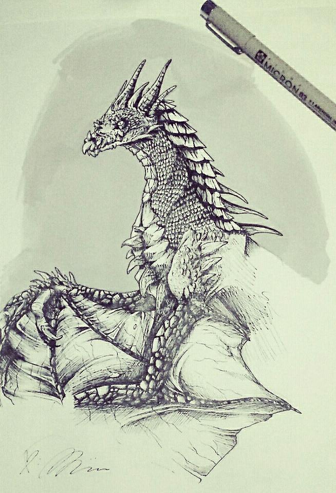Drawing by hevirolli