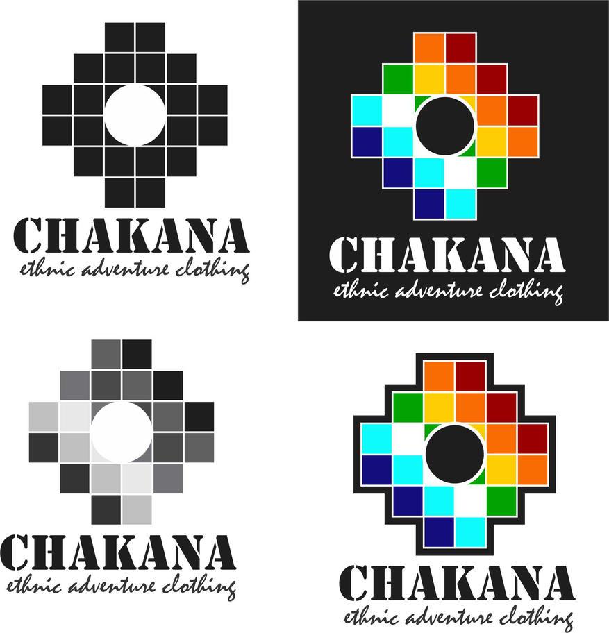 logos chakana by chakana watemala on deviantart. Black Bedroom Furniture Sets. Home Design Ideas