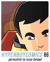 HYPERBOYCOMICS 86 by mattwileyart
