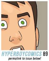HYPERBOYCOMICS 89 by mattwileyart