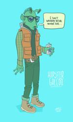 Hipster Greedo