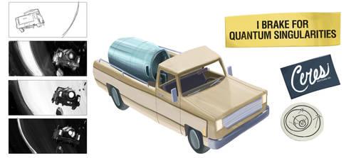 Truck Visual Development