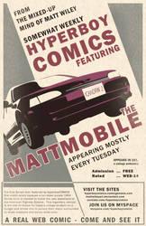 Mattmobile Promo Poster