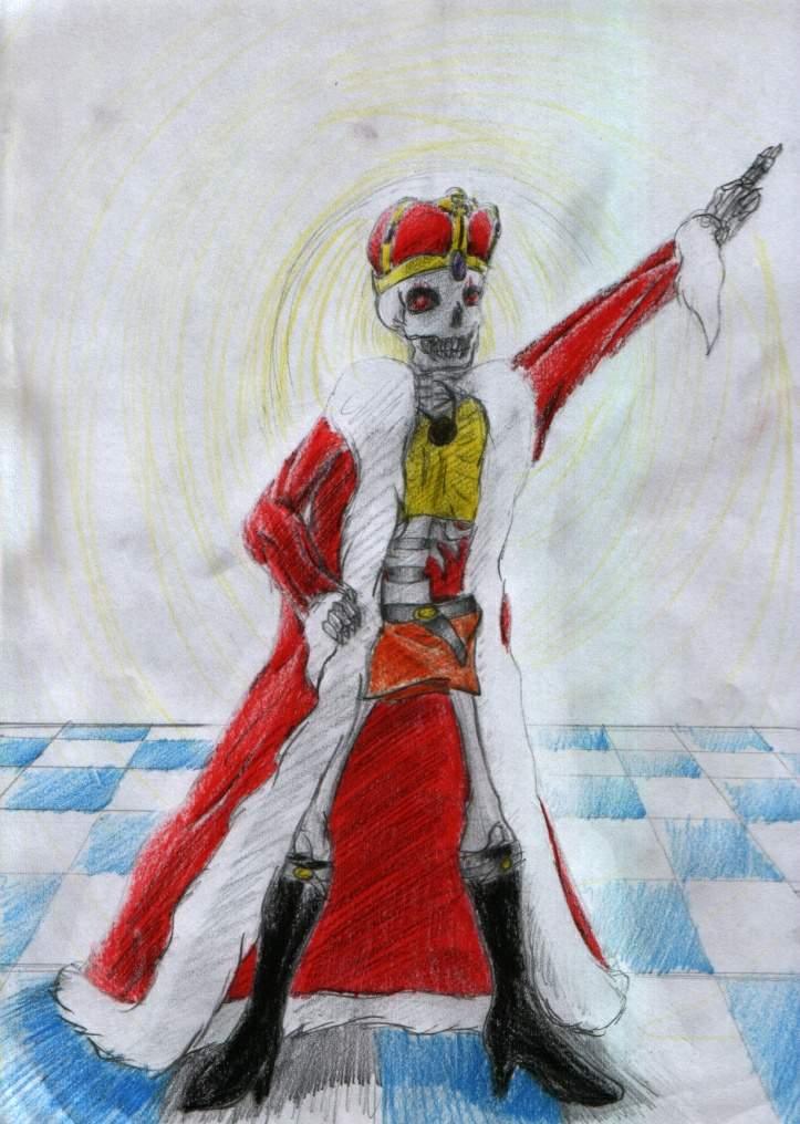 Disco Lich by Royal-Anime-Club
