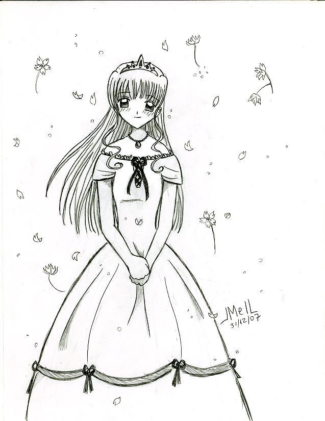 Princess Honda by Royal-Anime-Club