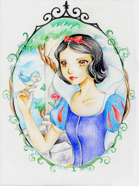 Snowhite by Royal-Anime-Club