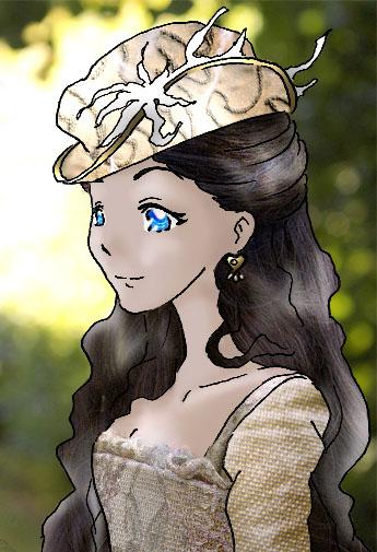 Anne Boleyn by Royal-Anime-Club