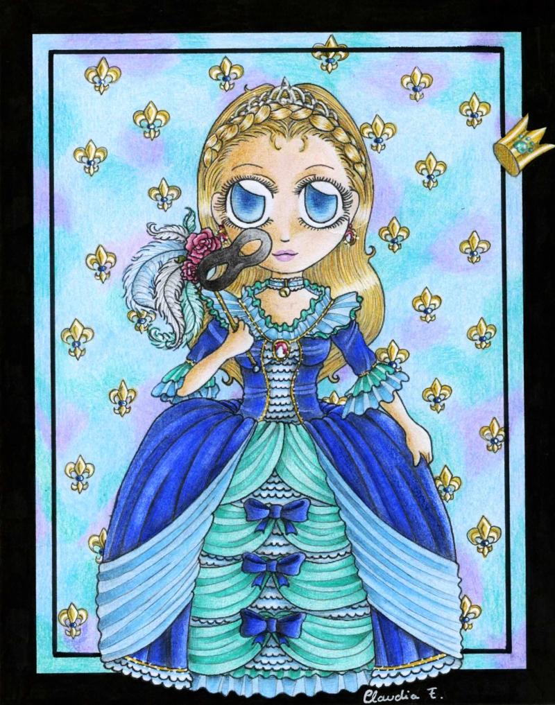 TheAnimelady rococo Chibi by Royal-Anime-Club