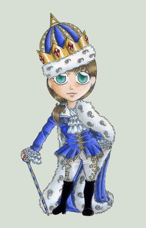 TheAnimelord rococo Chibi by Royal-Anime-Club