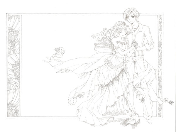 Line Art Anime : Papillon lineart by royal anime club on deviantart