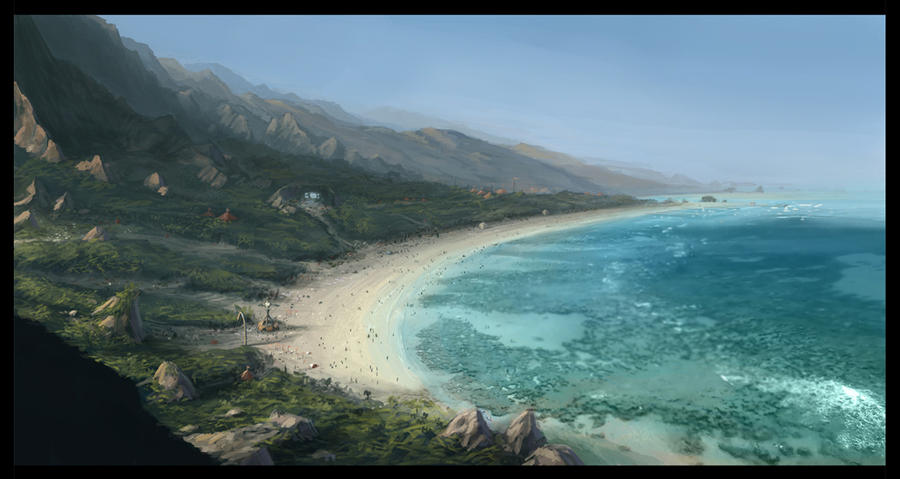 .:MotorStorm 2 Concept Art:. 5 by sundragon83