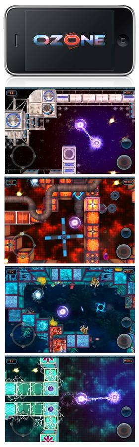 OZONE - iphone Game