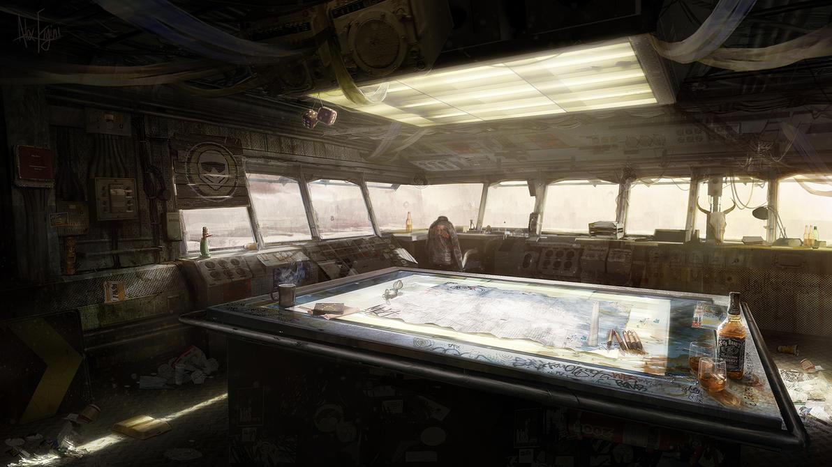 Map Room by sundragon83 on DeviantArt