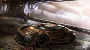 MS:A 'Garage' by sundragon83