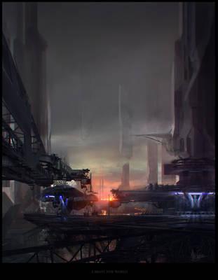 A BRAVE NEW WORLD by sundragon83