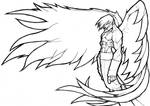 .:winged.brudda:.:lineart:.