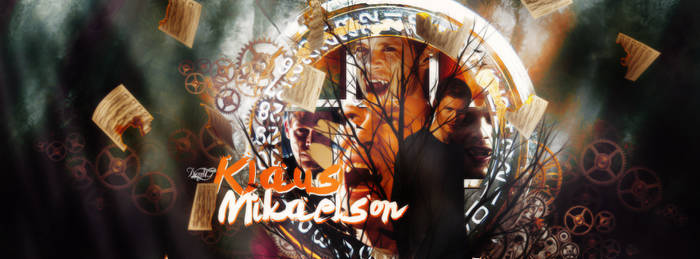 Klaus Mikaelson Timeline Cover#1