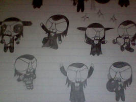 Powerpuff Undertaker II by Jyoumifan1