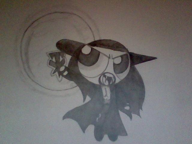 Powerpuff Undertaker Vamp XII by Jyoumifan1
