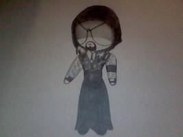 Powerpuff Undertaker WM XXVI by Jyoumifan1