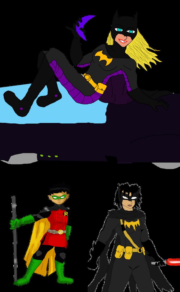 BatSketchDump by Darth-Chaltab
