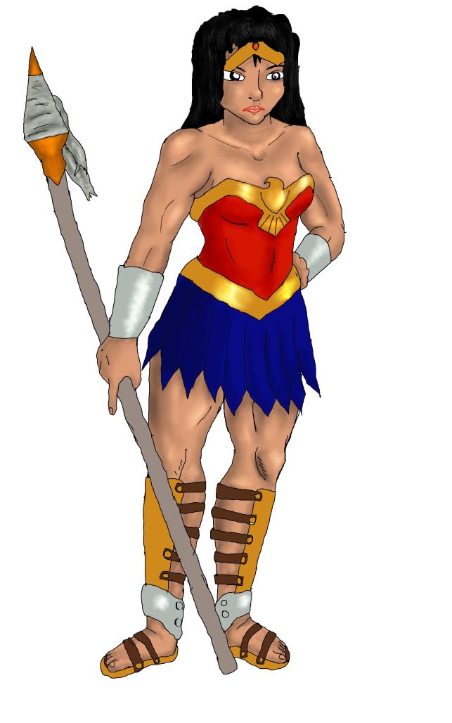 Woman of Wonder by Darth-Chaltab