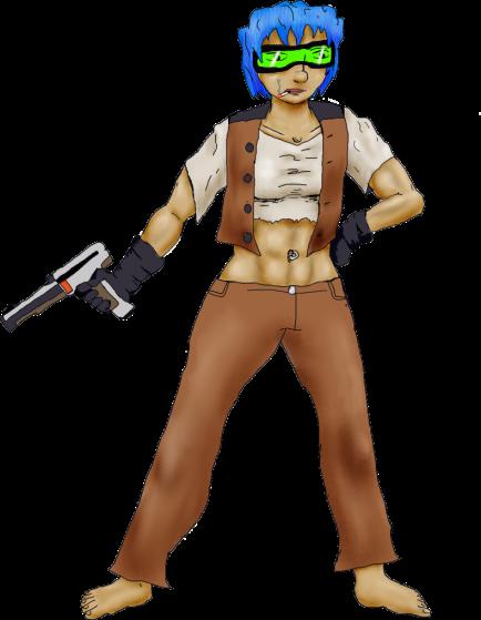 Ksenia Veila (RPG Character) by Darth-Chaltab