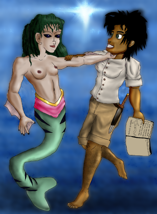 Mermaid Research by Darth-Chaltab