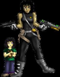 Black Adder and San