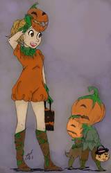 Pumpkin Kiddies