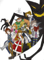Okage: Shadow King by arima