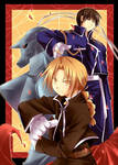 FMA IN 3 style..