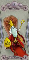 03 L'Imperatrice Rayman Tarot Card