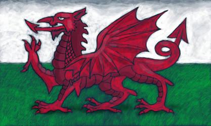 Wales by Vellidragon