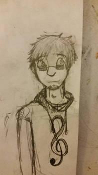 Self Doodle #1