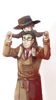 Ace attorney: The good times