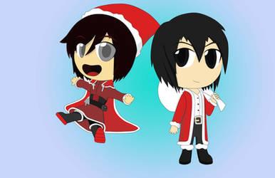 RWBY - Merry Christmas